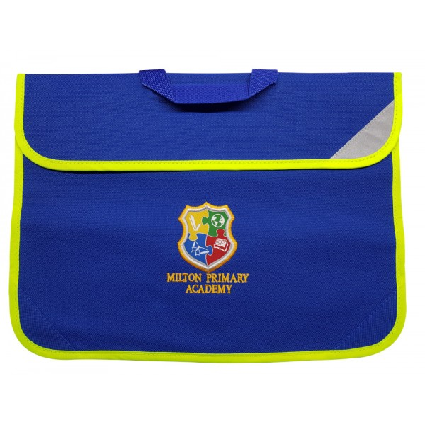 Milton Primary Academy Book Bag