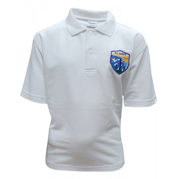 All Saints Polo Shirt