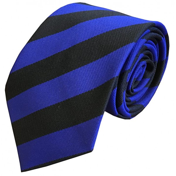 Smallthorne Blue House Tie
