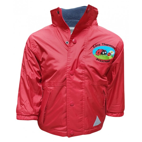 Edna Thornton Preschool Coat