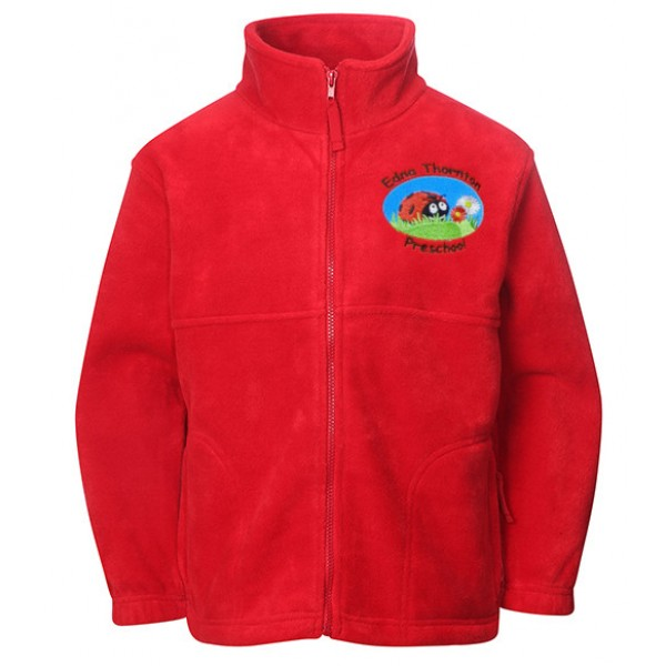 Edna Thornton Preschool Fleece
