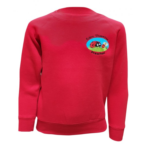 Edna Thornton Preschool Sweatshirt