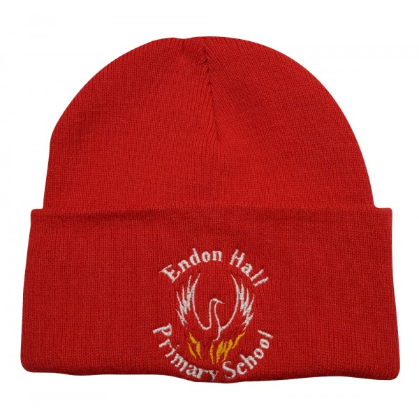 Endon Hall Beanie Hat