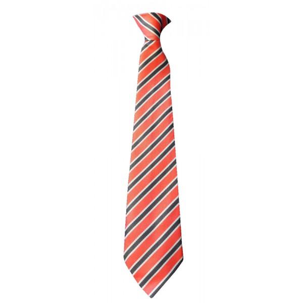 """Endon Hall Tie - 14"""" Clip-on"""