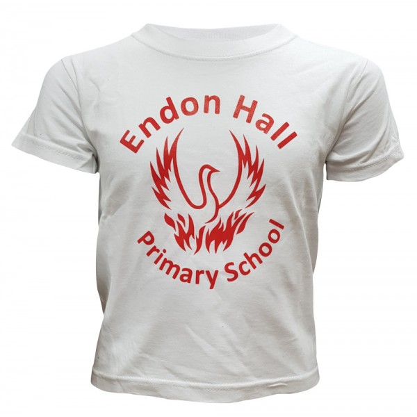 Endon Hall Primary P.E. T-shirt
