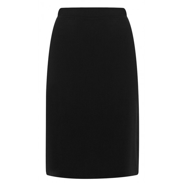 Endon High Black Straight Skirt