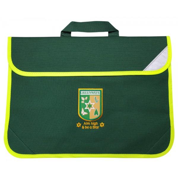Greenways Book Bag
