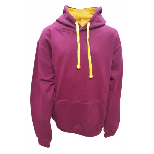 Sneyd Academy Hoodie With Embroidered Name