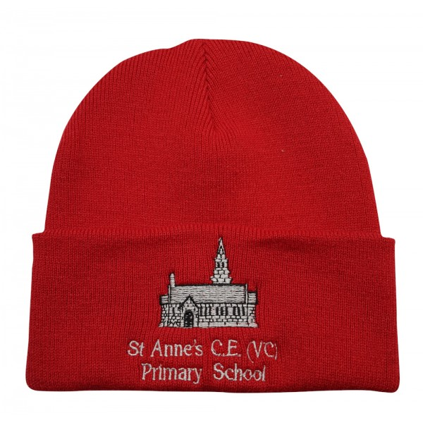 St Anne's Beanie Hat