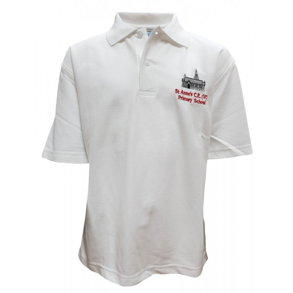 St Anne's Primary Poloshirt