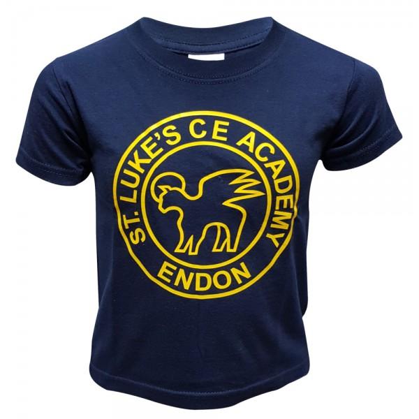 St Luke's P.E. T-shirt