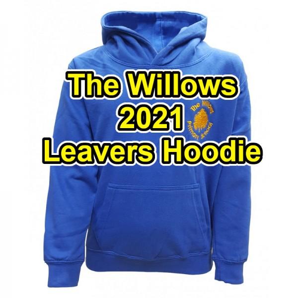 The Willows Primary School 2021 Leavers Hoodie